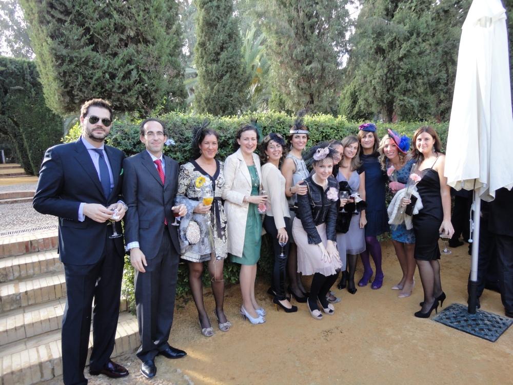 Una Boda y un Funeral, por VioletaAndCo (4/4)